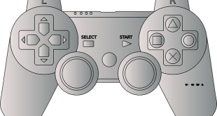 Raspberry Pi Gamepad