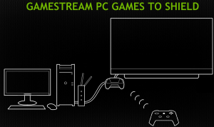 Nvidia Gamestream with Raspberry Pi