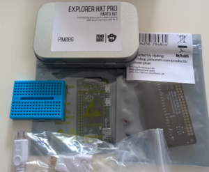 Pi Zero Explorer Kit